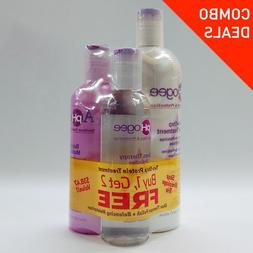 Aphogee Trio Two Step Protein Treatment 16oz + Gloss Therapy