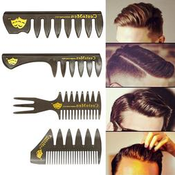 Unisex Wide-toothed Comb for Brush Hair Styling Barber DIY M