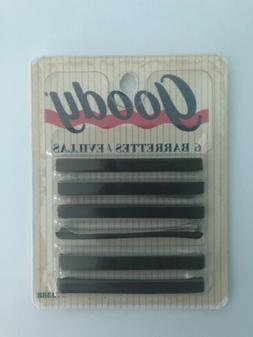 "Vintage goody hair accessories 2.5"" Barrettes 73388 Made in"