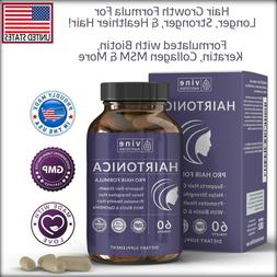 Vitamins for Healthy, Hair Growth Supplement, Extra Strength