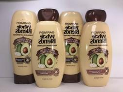 Garnier Whole Blends Avocado Oil & Shea Butter Extracts Nour