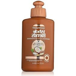 2 Pack Garnier Whole Blends Leave in Conditioner Coconut Oil