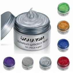 Women Hair Color Wax Mud Dye Cream For life in color paint p