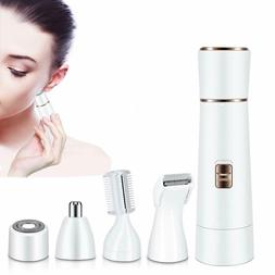 Women Hair Remover Facial Hair Removal for Women 4 in 1 Wate