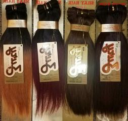 Zury 100% Human Hair for Weaving - SILKY HAIR