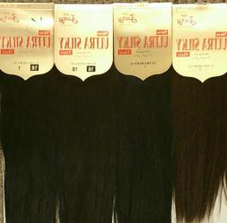 Zury 100% Human Hair for Weaving - ULTRA SILKY HAIR